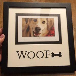 4x6 dog frame